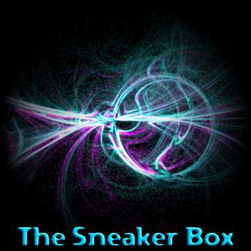 The Sneaker Box - (logo)